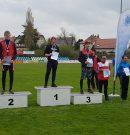 LC Taucha zu Gast beim 1. Hafencrosslauf in Torgau