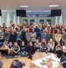 Danke für die überwältigende Teilnahme zur Weihnachtsfeier!