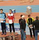Landeshallenmeisterschaften im Mehrkampf und über 3000m