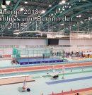 Offene Leipziger Stadthallenmeisterschaften und Regionalmeisterschaften Mehrkampf der U14