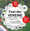 gemeinsames Vereinsfest