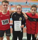 Landeshallenmeisterschaften im Mehrkampf der U16
